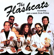 Flashcats CD Yesterday...